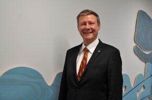 Kommundirektör Mikael Grannas.