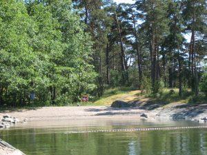 Östholmenin uimaranta