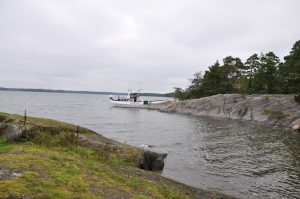 Östholmen ja Pörtö Line