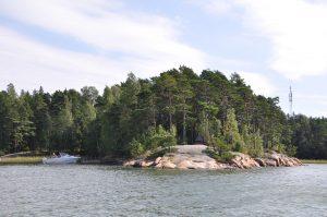 Vilstrand laituri ja kallio